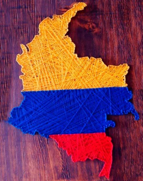 Departamentos de la region andina