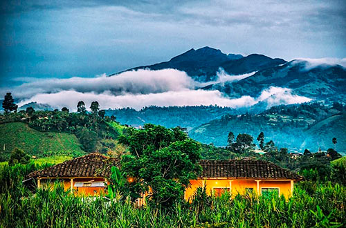 Costumbres region andina